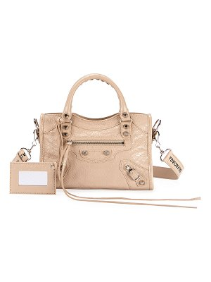 Balenciaga Classic Mini City AJ Shoulder Bag