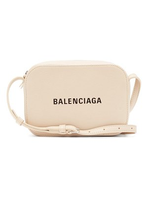 Balenciaga everyday xs leather cross body bag