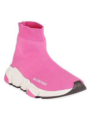 Balenciaga Speed Knit Chunky Sneakers