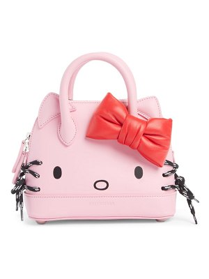 Balenciaga x hello kitty xxs top handle bag