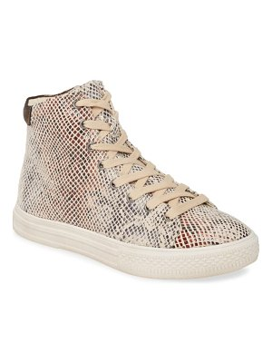 Band Of Gypsies eagle high top sneaker