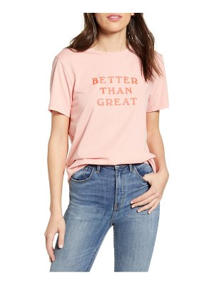 BAN.DO ban. do better than great graphic tee