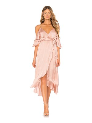 Bardot Bea Wrap Dress