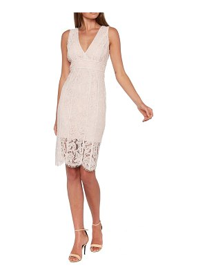 Bardot lisa lace sheath dress