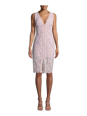 BARDOT Morgan Sleeveless Lace Dress