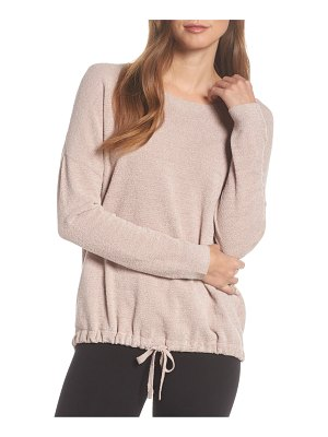 Barefoot Dreams barefoot dreams cozychic ultra lite lounge pullover
