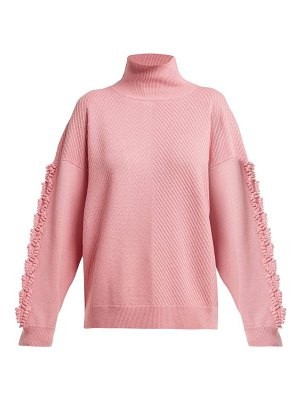 BARRIE troisieme dimension timeless cashmere sweater