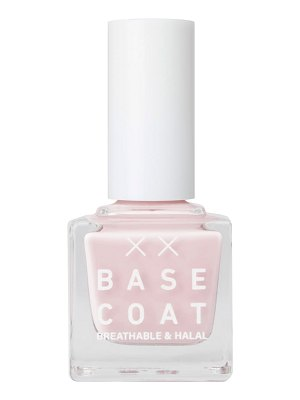BASE COAT breathable & halal nail polish