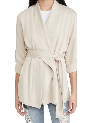 BB Dakota drape up or ship out jacket