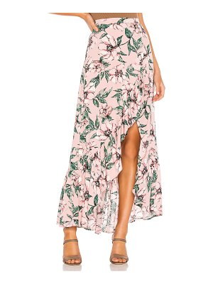 BB Dakota jack by  haole wrap skirt