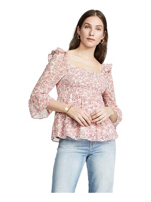 BB Dakota precious petals top