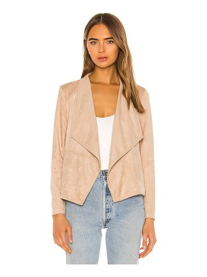 BB Dakota suede it out jacket