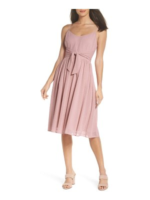 BB Dakota take a bow fit & flare dress