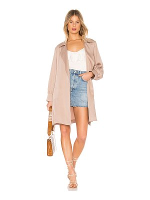 BB Dakota Trench Kiss Coat