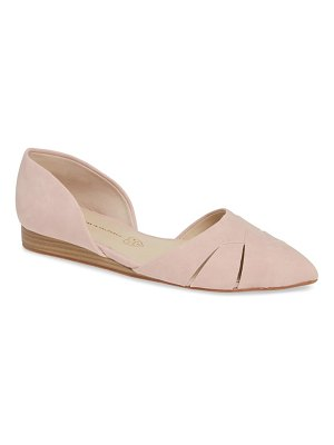 BC Footwear focal point pointy toe flat