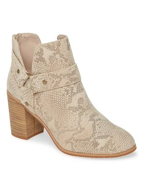BC Footwear miss independent vegan bootie