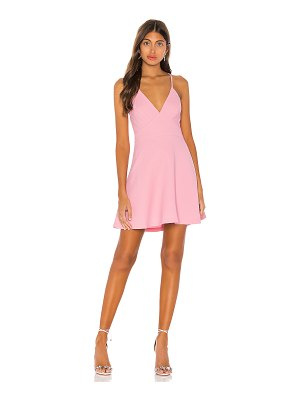 BCBGeneration fit and flare mini dress