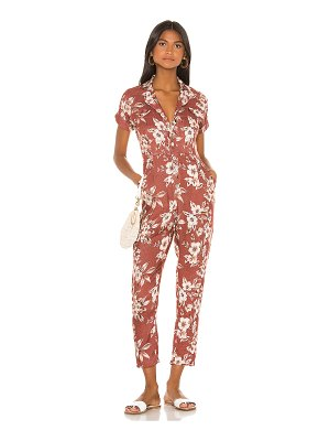 BEACH RIOT jill jumpsuit