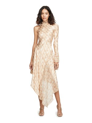Bec & Bridge anaconda midi dress