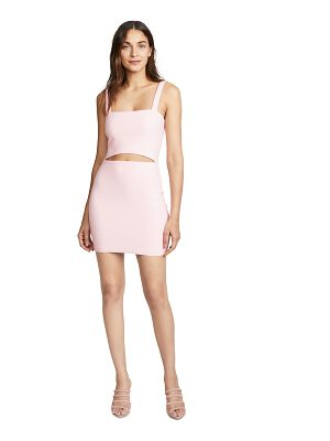 Bec & Bridge cindy split dress