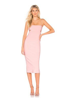 Bec & Bridge Cut Out Midi Dress