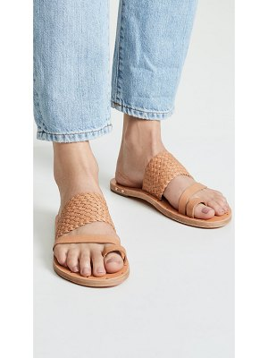 Beek cockatiel toe ring sandals