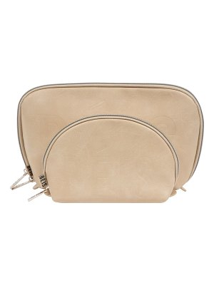 BEIS the cosmetic pouch 2-piece set