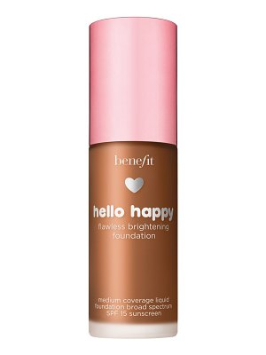Benefit Cosmetics benefit hello happy flawless brightening foundation spf 15