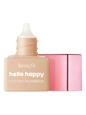 Benefit Cosmetics benefit hello happy soft blur foundation
