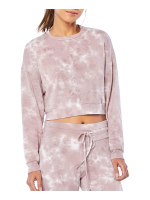 Beyond Yoga Day to Day Tie-Dye Pullover