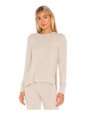 Beyond Yoga just chillin ls pullover