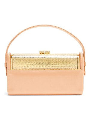 BIENEN-DAVIS Régine satin clutch