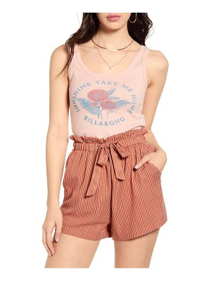 Billabong hello sunshine tank top