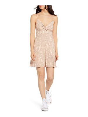 Billabong love me knot sundress