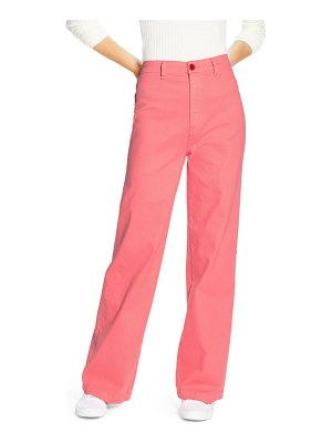 Billabong sunshine day high waist wide leg pants