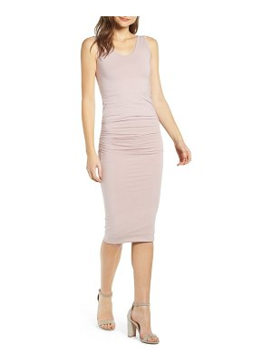 Bishop + Young alba midi sheath dress