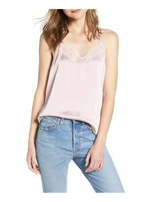 Bishop + Young lace detail camisole