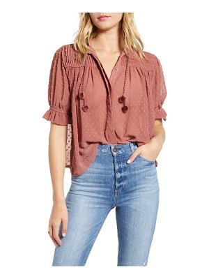 Bishop + Young sienna blouse