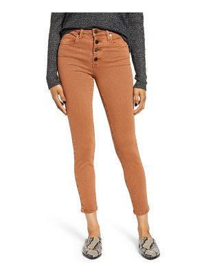 Blank NYC button fly jeggings