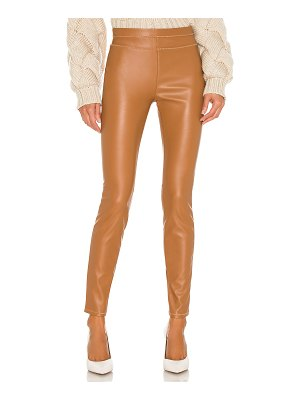 Blank NYC skinny faux leather pant