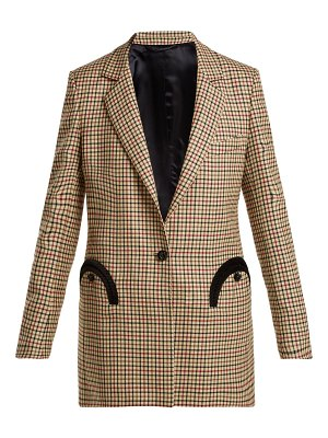 BLAZÉ MILANO George Timeless Tweed Blazer