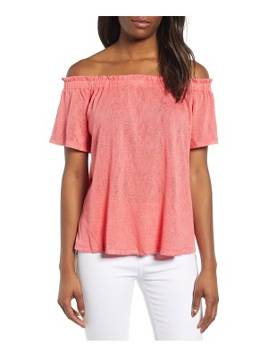 Bobeau carlee off the shoulder top