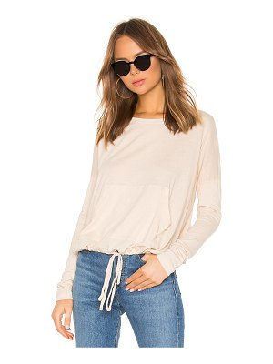 Bobi Jersey Long Sleeve Top