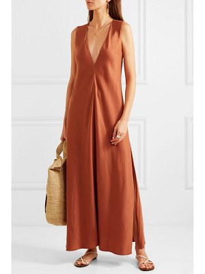 BONDI BORN lyocell midi dress