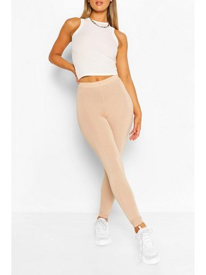 Boohoo 2 Pack Basic High Waist Legging