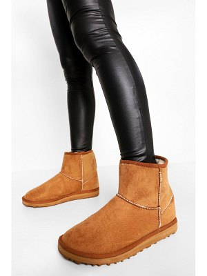 Boohoo Ankle Cosy Boot