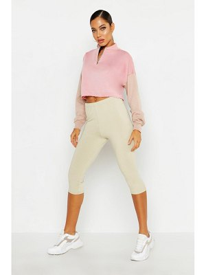 Boohoo Basic 3/4 Length Leggings