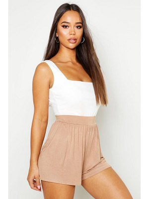 Boohoo Basic Flippy Shorts