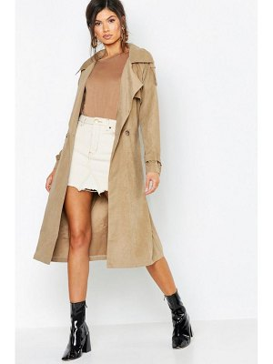 Boohoo Belted Trench