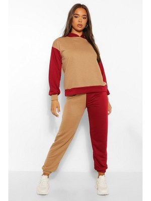 Boohoo Colour Block Joggers